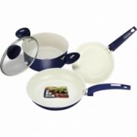 Набор посуды Vitesse с антипригарным керамическим покрытием 4 предмета VS-2216