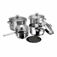 Набор посуды Vitesse 9 предметов Petunia VS-1028