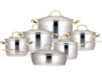 Набор посуды KaiserHoff KH-2391 12 пр.