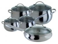 Набор посуды Regent INOX APPLE vitro 93-B-12 12 предметов