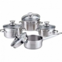Набор посуды Bekker Premium BK-2581 8 предметов