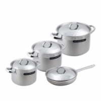 Набор посуды Silampos 4предмета  ЕВРОПА