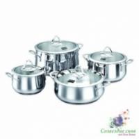 Набор посуды Korkmaz Tulipa Set (8 предметов)