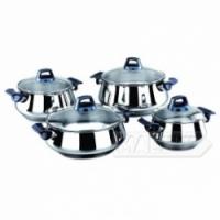 Набор посуды Korkmaz Veneta Set (8 предметов)