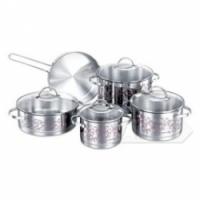 Набор посуды Korkmaz Spring Set  9 предметов