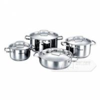 Набор посуды Korkmaz Stella Set (8 предметов)