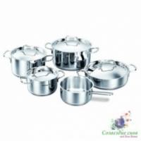 Набор посуды Korkmaz Bianca Set (9 предметов)