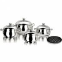 Набор посуды Vitesse VS-7003, 9 предметов