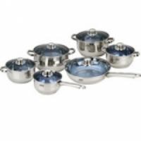 Набор посуды Calve CL-1080, 12 предметов
