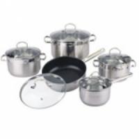 Набор посуды Bekker «Premium» ВК-2586, 10 предметов