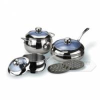 Набор посуды Vitesse Liane  8 предметов VS-1011