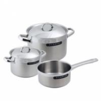 Набор посуды Silampos 3предмета ЕВРОПА