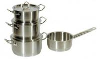 Набор посуды Regent INOX MASTER ECO vitro 93-MEv07 7 предметов