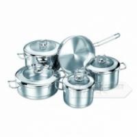 Набор посуды Korkmaz Maxima Set 9 предметов
