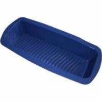 Форма для выпечки кексов, пирогов Bekker синяя