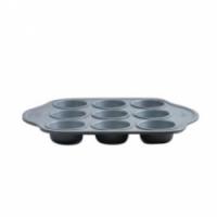 Форма для выпечки кексов, пирогов Berghoff EarthChef 9 ячеек