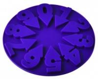 Форма для печенья Vortex 01102 Цифры 10 ячеек