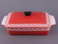 Блюдо для запекания Noname прямоугольное с крышкой, арт. 060-428