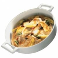 Блюдо для запекания Revol порционная  Belle Cuisine  d=18.5см