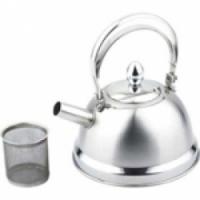 Bekker Чайник металлический DeLuxe 0,8 литра BK-S441