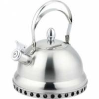 Bekker Чайник металл BK-S410 (2,6л). крышка металлическая.