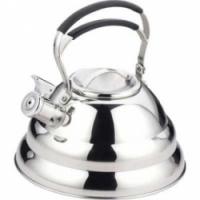 Bekker Чайник металлический DeLuxe, 3.2 л BK-S406