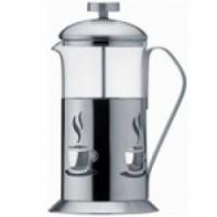 Bekker Кофейник/заварочный чайник DeLux, 0,6 л BK-362