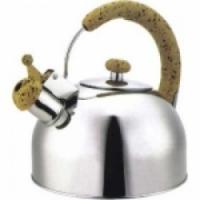 Bekker ВК-S336 чайник со свистком 2,5л.