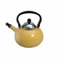 Ejiry Чайник желтый Черный премиум, 2.3 л.