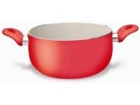 Pensofal Кастрюля Bioceramix Red 20 см, арт.PEN 9516